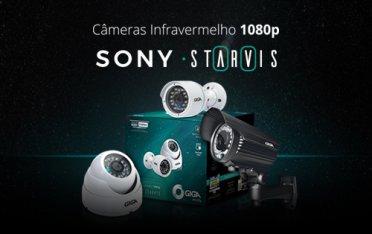 Nova linha de câmeras SONY STARVIS Ultra Low Light