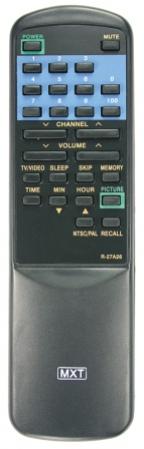 Controle remoto tv cineral mxt 1/10/30