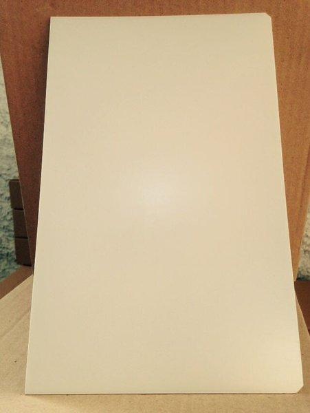 Placa sinalizacao p/placa de sai new slim 1 x 158 x 250