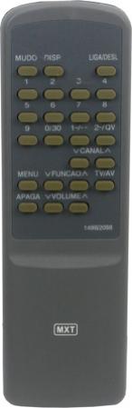 Controle remoto tv  1/10/30