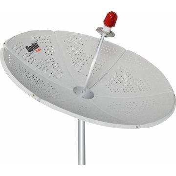 Antena chapa 150 cm com bengala - bedinsat 1/2/3