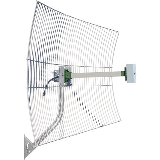 Antena linear trans/recep sinal ter.telefone celu