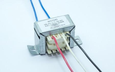 Trafo 11v 500ma - flex (versao borne pressão)   1/5/10