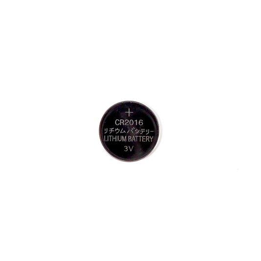 Bateria botao de litio cr 2016 (cartela com 5)  - elgin