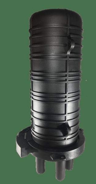 Caixa de emenda óptica de até 120 fibras fosc 24-ceo