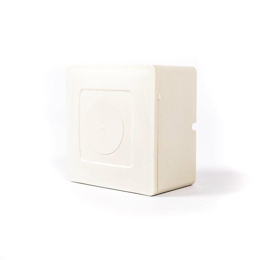 Caixa sobrepor/cftv 4x4 quadrada br - 1/10/30