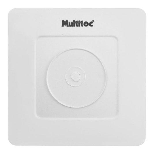 Caixa sobrepor/cftv quadrada br - multitoc  1/10/50