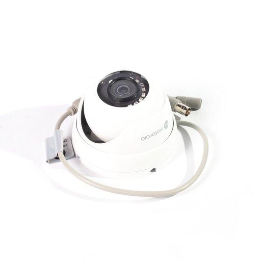 Camera 4x1 dome metal 20mt sensor cmos moto 1/5/10