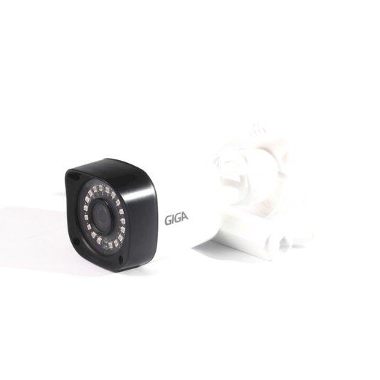 Camera ip bullet plastica poe 2 megapixels infra 30m dwdr