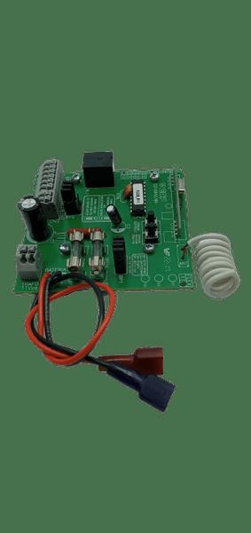 Cartao eletronico alard ecp  flex 3 central interna