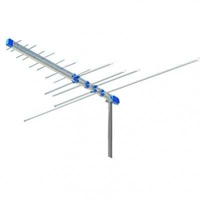 Antena vhf/uhf/tv digital  banda i,iii,iv e v