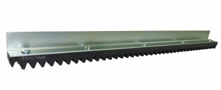 Cremalheira ferro c/ cant 1,47m gomos pr 1/10/20