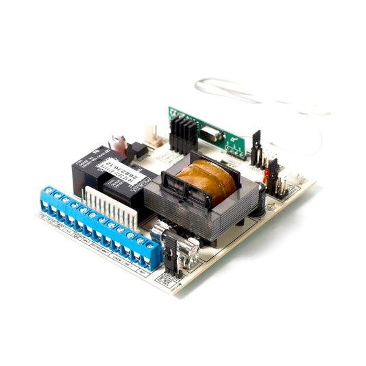 Central de comando na/nf 299 mhz c/ borne - rqc08r