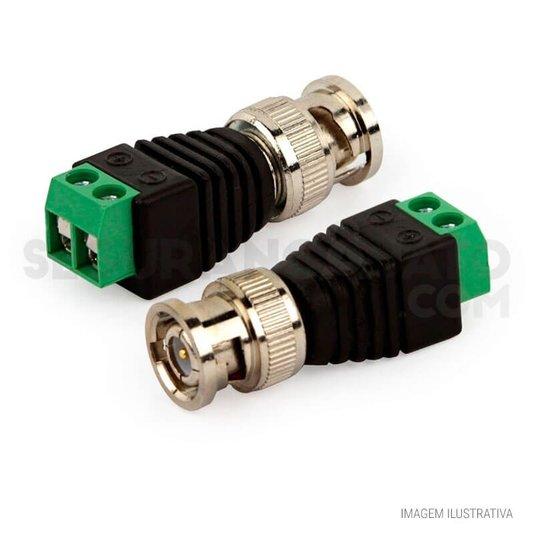 Conector bnc macho c/ borne pct c/10  ( swtec ) 1/5/1