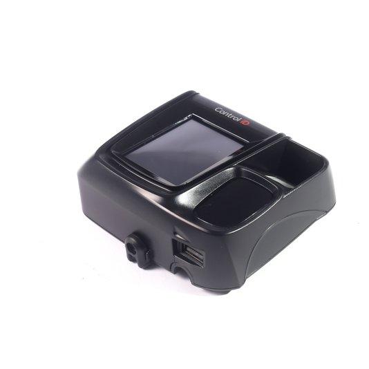 Controlador acesso id flex bio prox mifare 13,5 tcp/ip