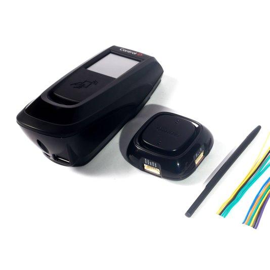 Controlador de acesso id acess nano prox ask 1/3/5