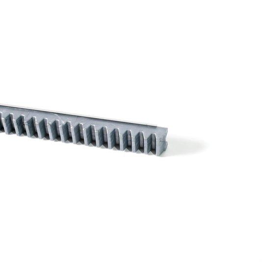 Cremalheira alumínio giltar fosco 1,47 metros 1/10/20