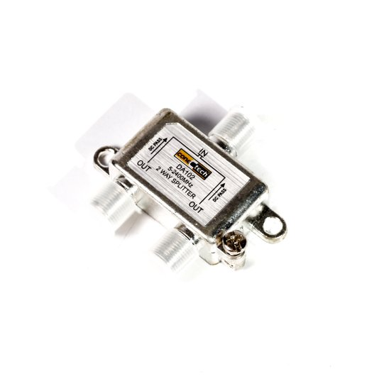 Divisor 2 saidas 5-2.400 mhz conectech unidade  1/10