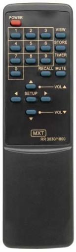 Controle remoto intelsat mxt 1/10/30