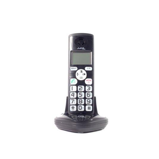 Interfone extensao sem fio s100 wl preto agl 1/2/3