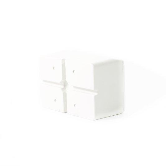 Mini caixa sobrepor/cftv br 4x2 1/10/30