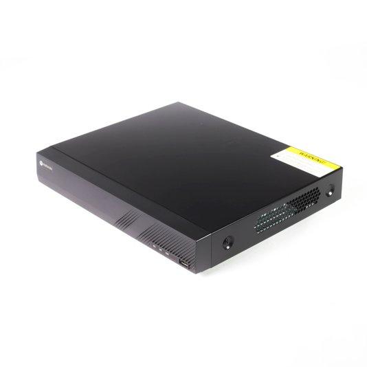 Nvr 8 canais 4k c/ reconhecimento facial - 4 s alar