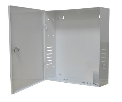 Rack caixa metalica mini fine - max eletron 1/2/5