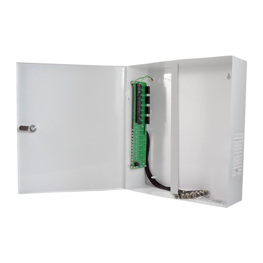 Rack vertical mini fine hd hibrido 8 - max eletron 1/2/5