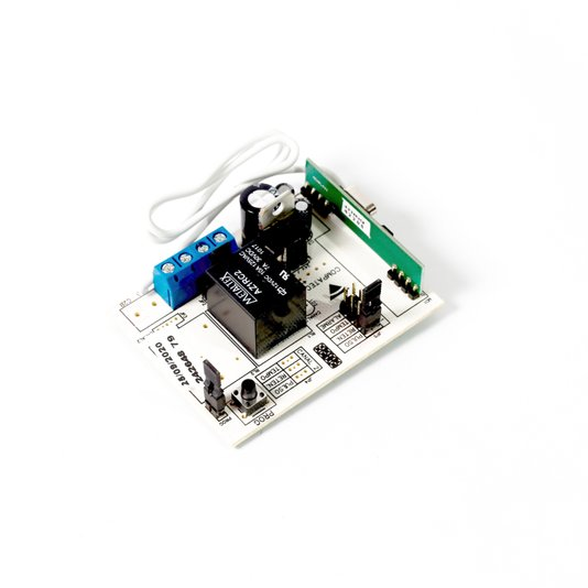 Receptor digital 01 canal 12/24 v 433,92 mh rec 1/0/20