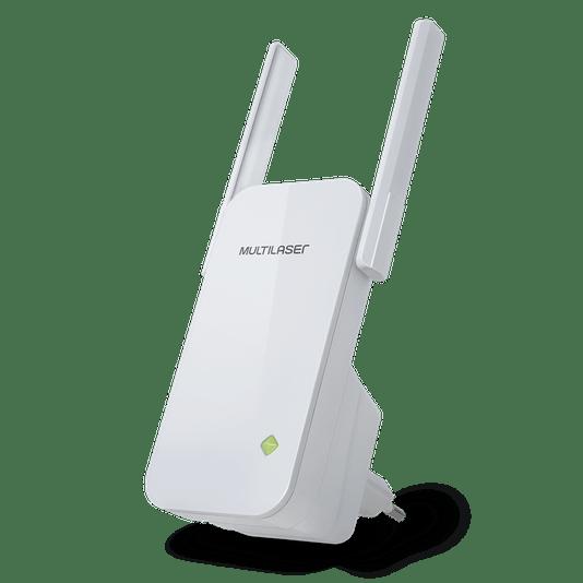 Repetidor 300mbps 2 antenas externas 1/10/30