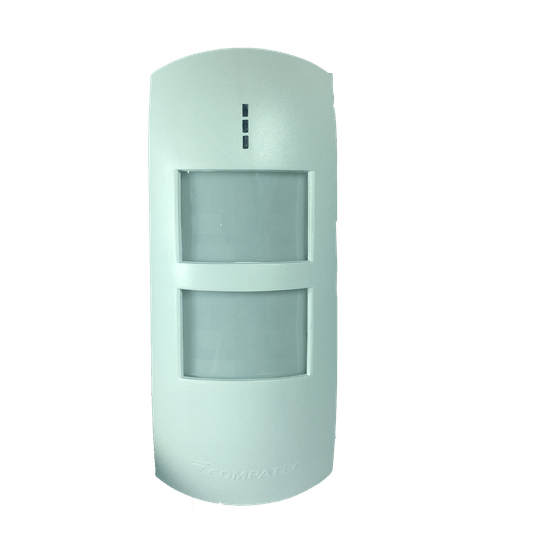 Sensor infravermelho 2 pir - irk65 1/3/5