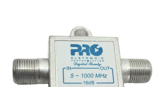 Tomada t 1ghz 24db solder back-pro eletronic 1/30/5