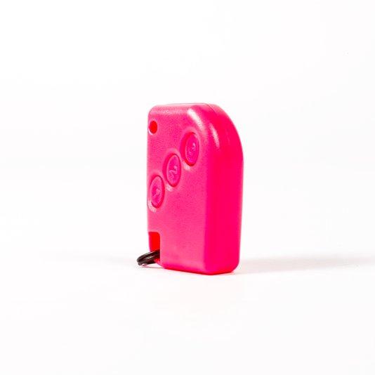 Transmissor rtht 433 mhz chaveiro rosa 1/10/20