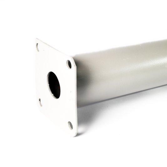 """Tubo para antena parabolica 2,5"""" x 0,90 x 900mm 1/3/5"""
