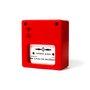 Acionador manual com sirene 12v/24v conven 1/10/20
