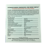 Acionador manual com sirene compact 1/5/10