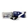 Amplificador de linha vhf/uhf 30db bivolt 1/5/10