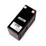 Bateria powertek 12 volts 7 amperes  flex 1/8/16