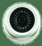 Camera dome 20mt ip plastico 2.8mm 1 mp dwdr1/4 ir
