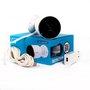 Camera  bullet externa  inteligente full hd wifi 1/3/5