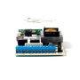 Central de comando na/nf 433 mhz c/borne rqc08r