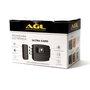Fechadura eletr ultra card pr 42mm ch simp f.esp