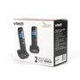 Telefone s/fio vt680 mrd2 dect digital c/ id pr 1/10/20